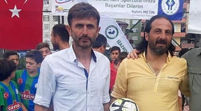 Salarhaspor'da yeni teknik direktör Mustafa Yılmaz oldu