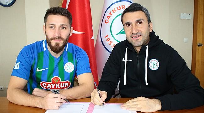 Çaykur Rizespor, Tunay Torun ile anlaştı
