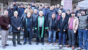 Gürgen Köylüler, derelerindeki hukuksuz HES'i yargıya taşıdı