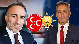 Rize'de Ak Partili başkan adayına MHP'den cevap gecikmedi