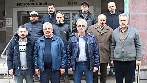 Rize'de yerel gazete sahiplerinden 'Resmi İlan' tepkisi
