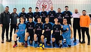 Rize Gençlikspor Voleybol Takımı 2. Lige yükseldi