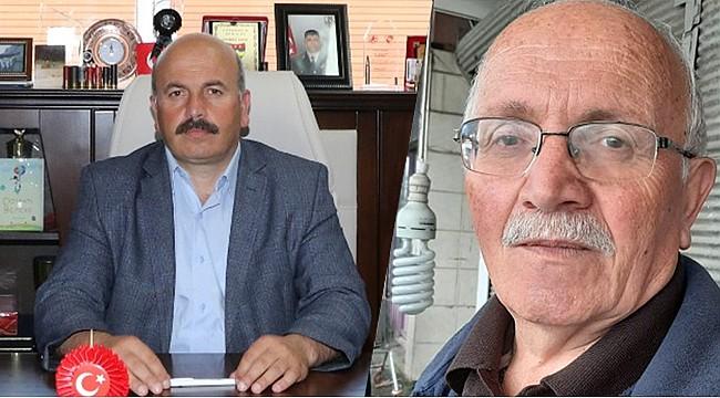 Rize İl Sağlık Müdürü Dr. Mustafa Tepe'nin Baba Acısı