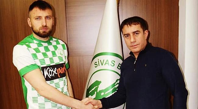 Rizeli Kaleci Emre Kırdal Sivas Belediyespor ile anlaştı