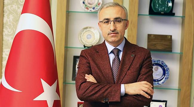 RTEÜ Rektörü Karaman: 'Üniversite olarak iyi yoldayız'