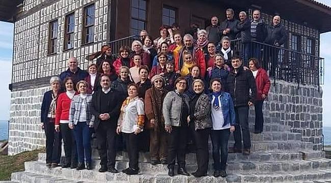 CHP Fındıklı İlçe Kadın Kolları'na yeni Başkan