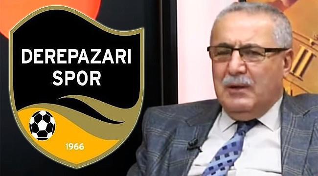 Derepazarıspor'u eski gücüne kavuşturmak istiyoruz