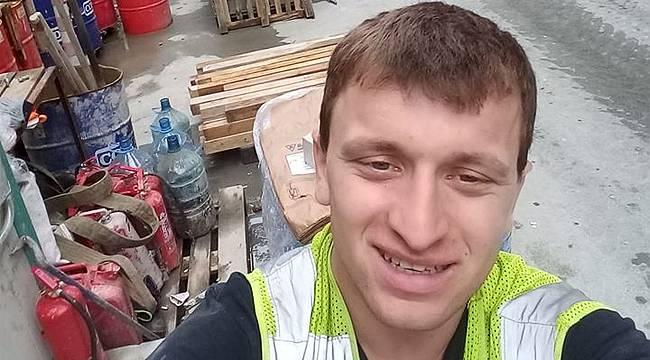 İş makinesinin altında kalan Rizeli genç hayatını kaybetti
