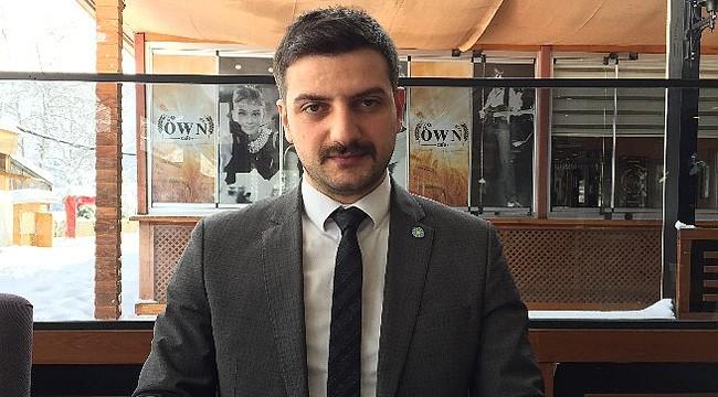 İYİ Parti Rize Merkez İlçe'de Aşkın Gürsu yeniden aday