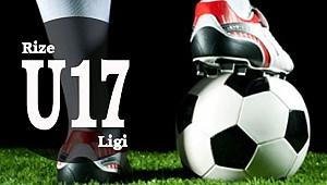 Rize U17 Ligi başlıyor: İşte fikstür
