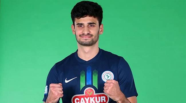 Rizesporlu futbolcu 2 aylık maaşını bağışladı