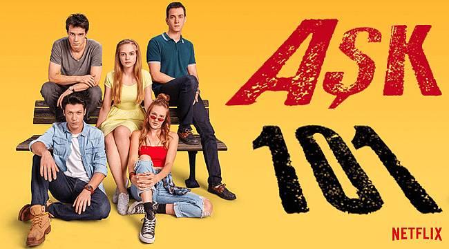 Netflix'in yeni Türk dizisi: Aşk 101