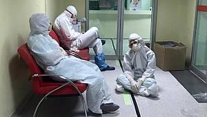 Rize'de 521 Sağlık Çalışanı için konaklama yeri tahsis edildi