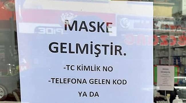 Rize'deki eczanelerde ücretsiz maske dağıtımı başladı