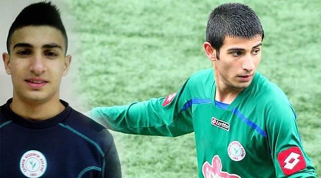 Rizespor'un eski altyapı futbolcusu koronavirüs tedavisi görüyor