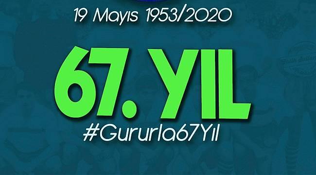 Çaykur Rizespor'un 67. yılına özel etkinlik
