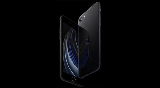 iPhone SE 2020 modeli satışa sunuldu