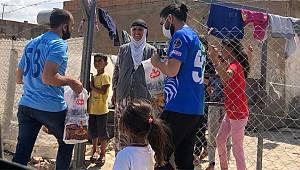 Mardin Rizesporlular Derneği çocukları unutmadı