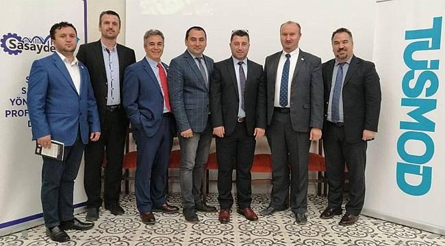 TÜSMOD, Rize'de konferans düzenleyecek