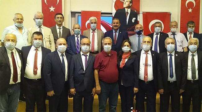 Türkiye Futbol Saha Komiserleri Amasya'da toplandı