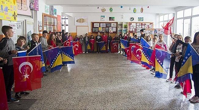 Rize Belediyesi Bosna Hersek'de Türkçe sınıfı açıyor