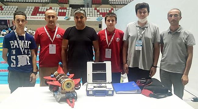 Rizeli Gençler Türkiye birincisi oldu