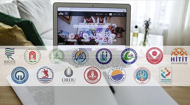 RTEÜ de dahil 15 üniversite, Uzaktan Öğretim kararı aldı