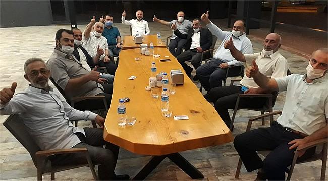 Yeniden Refah Rize'de birlik ve beraberlik mesajı