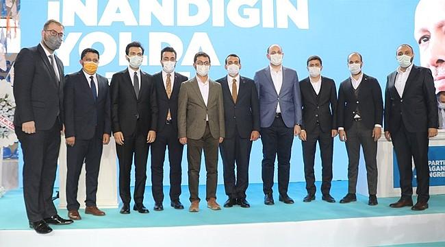 AK Parti Rize Merkez İlçe'de Burak AK dönemi