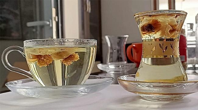 Çaykur'dan yeni lezzet: Çay Çiçeği Çayı