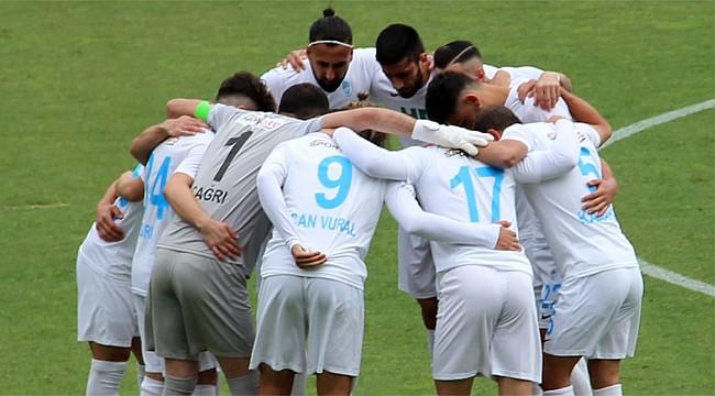 Pazarspor, Ziraat Türkiye Kupası'na veda etti