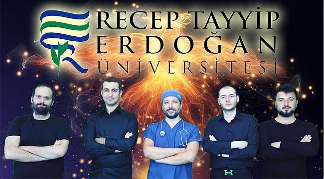 RTEÜ Projesi Türkiye'deki en iyi 20 girişimden biri seçildi