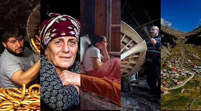 Rize'de gençlerin ödül alan fotoğrafları belli oldu