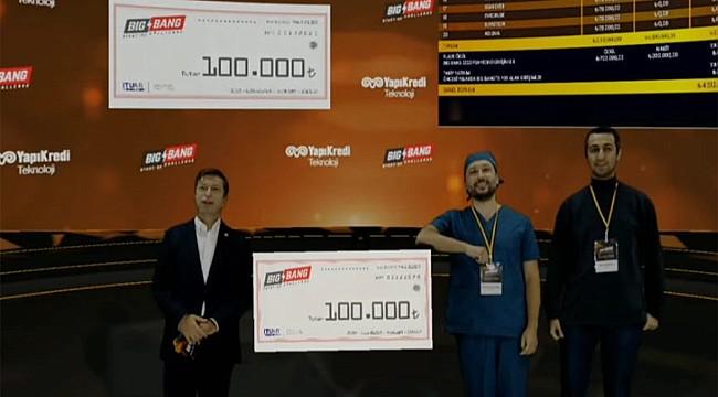 RTEÜ'nün RISE Projesi 228 bin TL ödül aldı