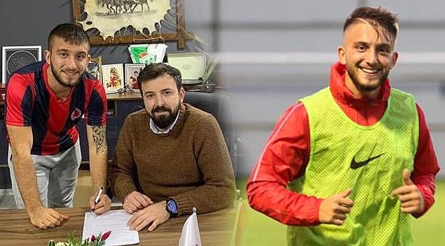 Berkay Sandıkçı Bergama Belediyespor'da