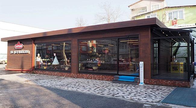 Çaykur İstanbul'da Çay Satış Mağazası açtı