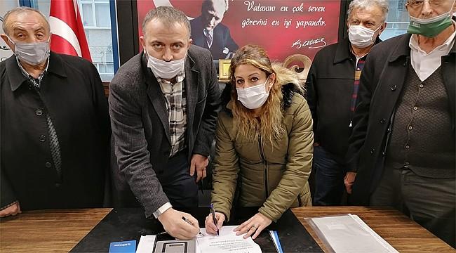 Rize Muhtarlar Federasyonu ile Evrim Sigorta arasında indirim anlaşması