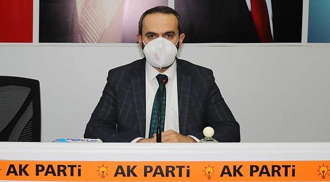 AK Parti Rize'de Yürütme ve İlçe Koordinatörleri belli oldu