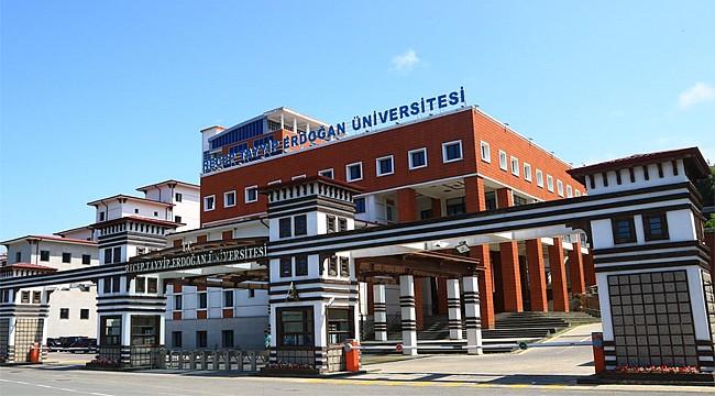 RTEÜ, 125 üniversite arasında 4. oldu