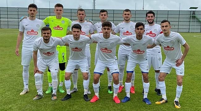 Çaykur Rizespor U19 da Beşiktaş'ı geçemedi