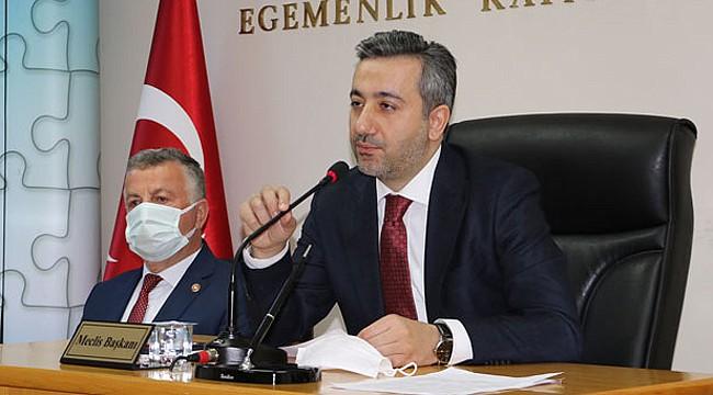 İbrahim Türüt yeniden Rize İl Genel Meclisi Başkanı seçildi