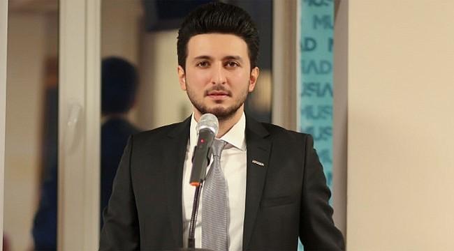 Rize Genç MÜSİAD'ın yeni başkanı Enes Karavin oldu