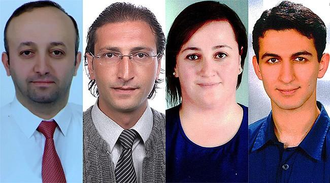 RTEÜ'de 4 öğretim üyesi Doçent oldu