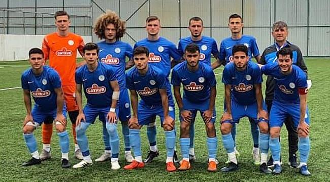 Çaykur Rizespor U19 galibiyete hasret kaldı