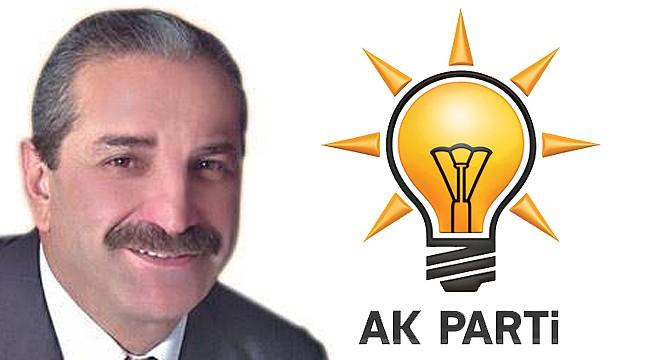 AK Parti Pazar Belediye Meclis Üyesi Mehmet Engin istifa etti