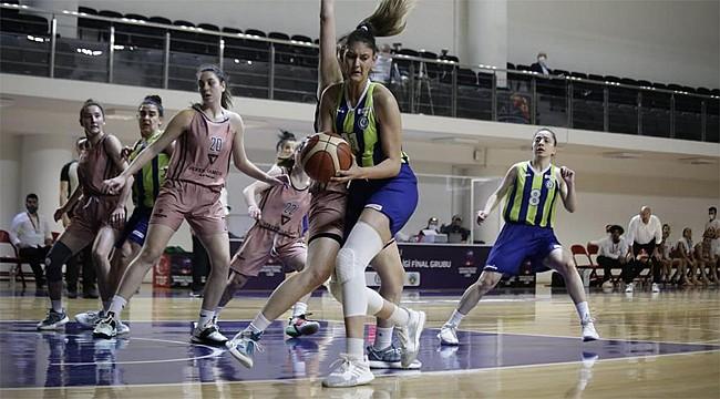 Rize Belediyespor Kadın Basketbol Takımı, Play-Off'a galip başladı