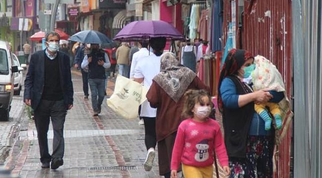 Rize'de vaka sayıları azalmaya devam ediyor