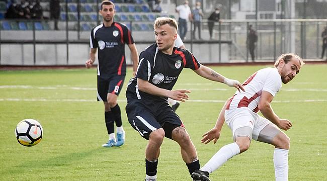 Salarhaspor ile İl Özel İdarespor yenişemedi: 2-2