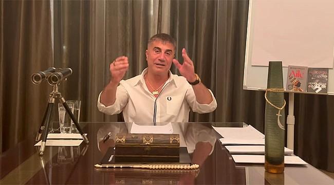 Sedat Peker 9. Videoda 10 bin dolar alan milletvekilini açıkladı
