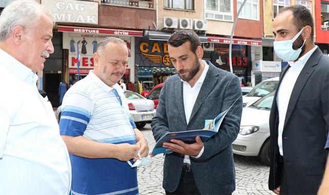 AK Parti, Rize'nin son 3 yılını anlattı